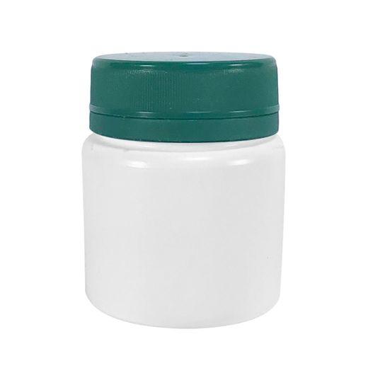 Pote-Para-Capsulas-50ml-Com-Tampa-Rosca-Lacre-verde-escuro