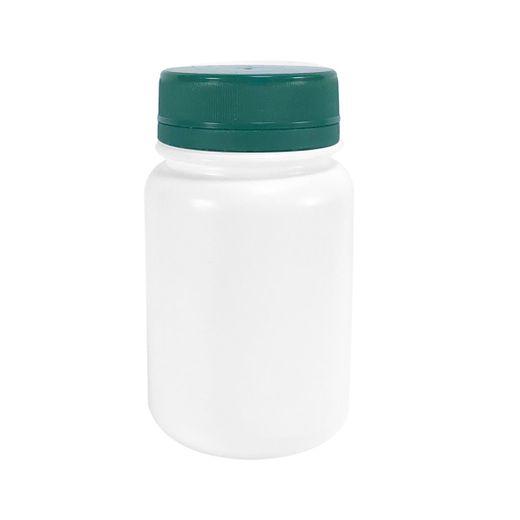 Pote-Para-Capsulas-120ml-Com-Tampa-Rosca-Lacre-verde-escuro