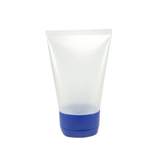 Bisnaga-plastica-natural-110ml-com-tampa-azul-escuro