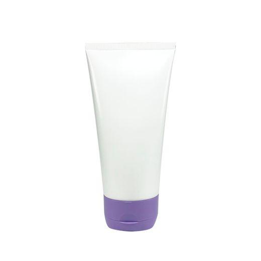 Bisnaga-plastica-branca-150ml-com-tampa-lilas