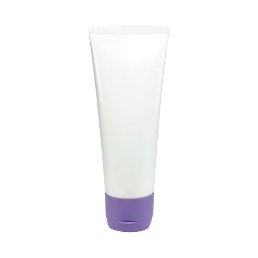 Bisnaga-plastica-branca-250ml-com-tampa-lilas